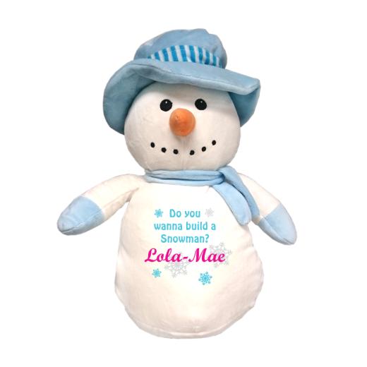 Snowman Main image