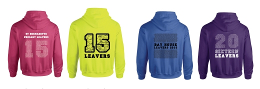 School leavers hoodies ideas