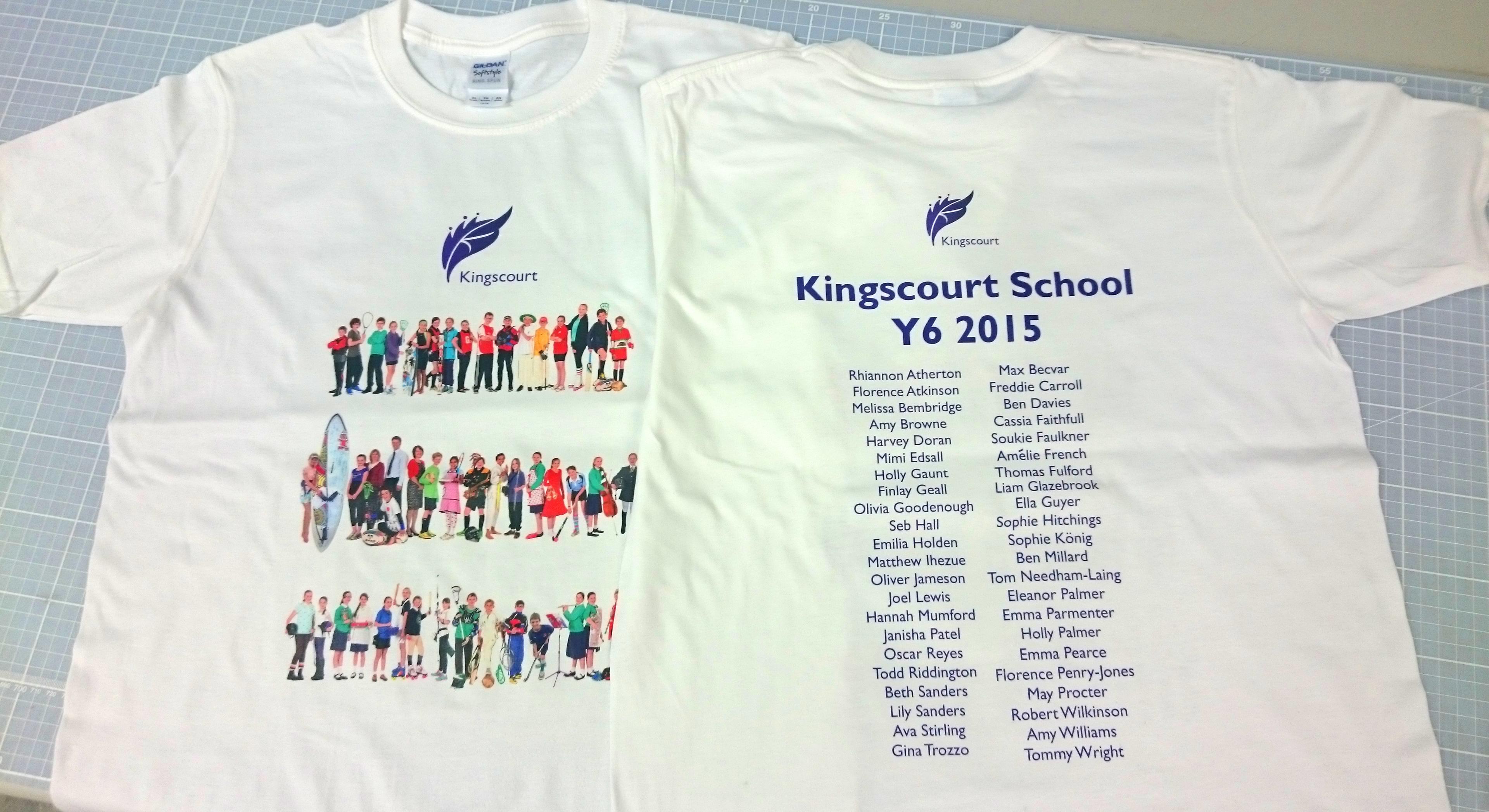 Shirt design ideas for school - School Leavers Tshirt Idea